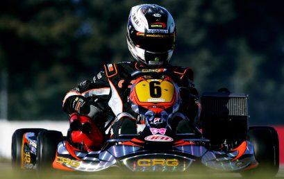 No Campera Karting é ainda mais rápido!
